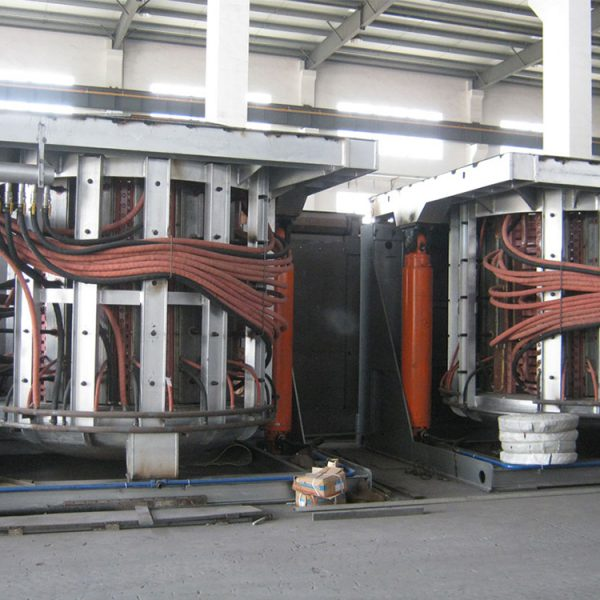 Индукционная тиристорная печь УИ-10Т-3500М