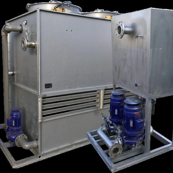 Система охлаждения УИГ-50T (градирня)