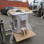 Индукционная тиристорная печь УИ-0.15T-100