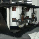 Индукционная тиристорная печь УИ-1.5T-900