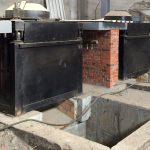 Индукционная тиристорная печь УИ-1T-700