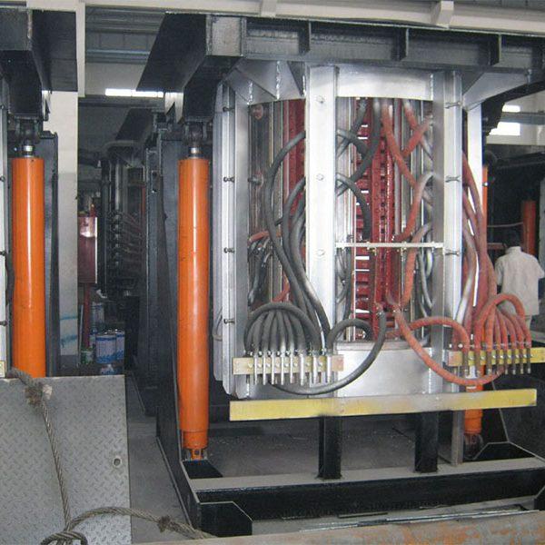 Индукционная тиристорная печь УИ-3T-1800