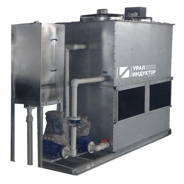 Система охлаждения УИГ-10T (градирня)