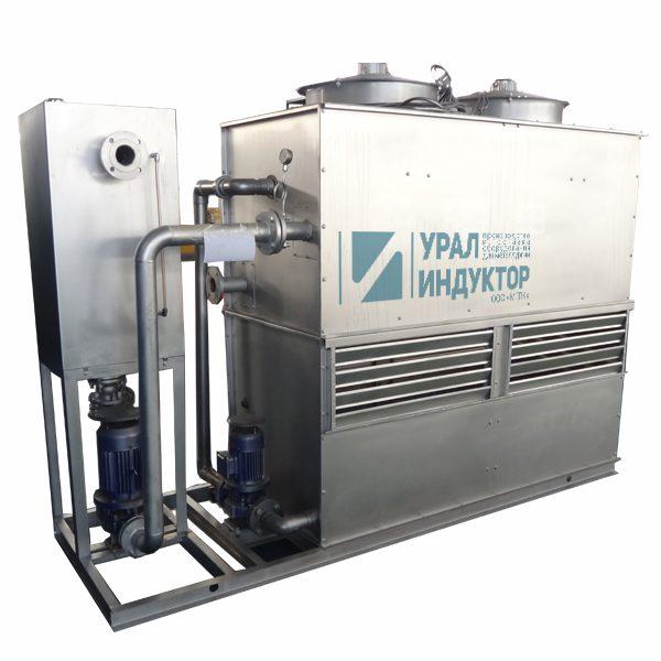 Система охлаждения УИГ-160 (градирня)