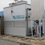 Система охлаждения УИГ-250 (градирня)