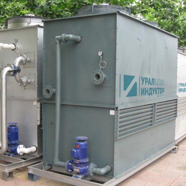 Система охлаждения УИГ-500 (градирня)