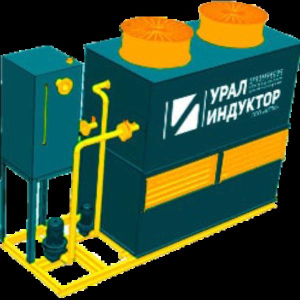 Система охлаждения УИГ-240T (градирня)