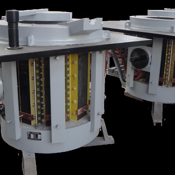 Индукционная тиристорная печь УИ-0.15T-100М