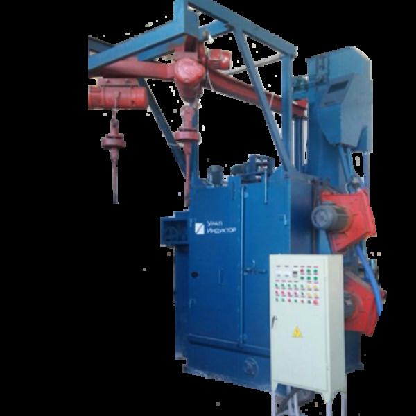 Дробеметная установка кранового типа УИД-376 Econom