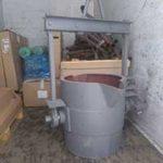 Поставка Ковш разливочный 500 кг