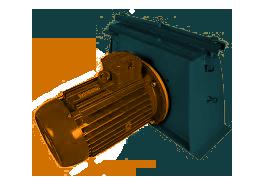 Дробеметный аппарат (турбина)