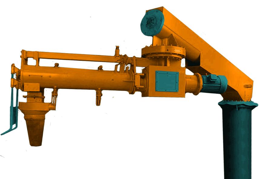 Оборудование для холоднотвердеющих смесей (ХТС)